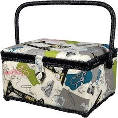 singer 07281 sewing basket